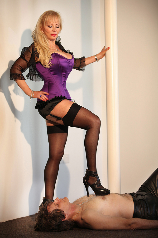 Mistress Tanya Of London 4