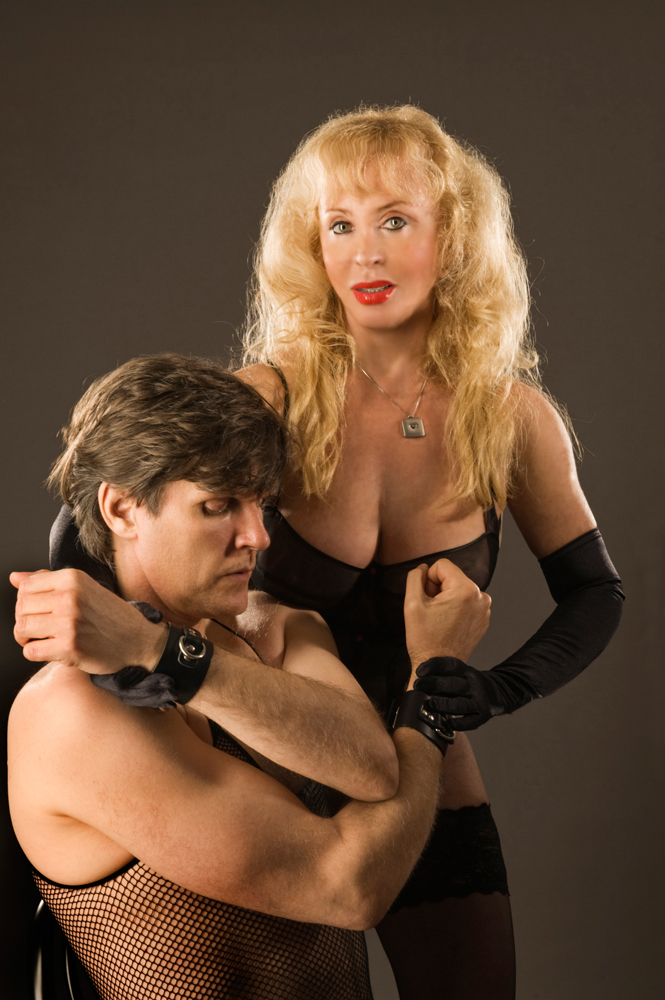 Mistress With Strap On 5
